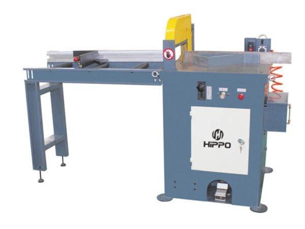 CS455-P aluminum profile cutting machine