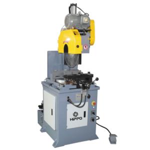 hydraulic semi-auto pipe cutting machine