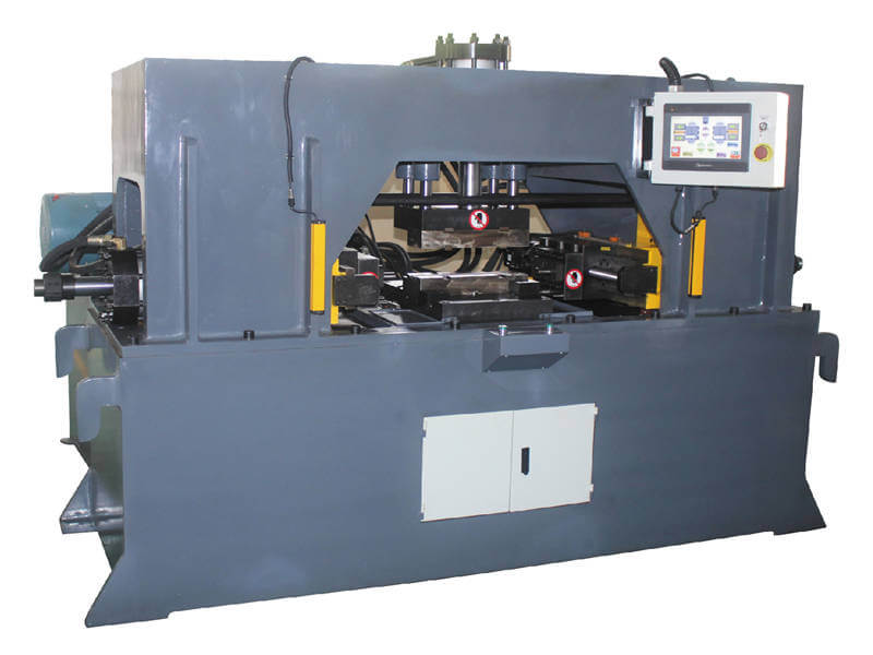 TM110-III double head tube end forming machine
