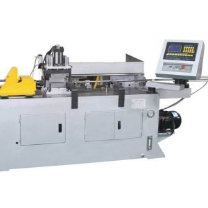 TM40NC-I tube end forming machine with auto loading rack
