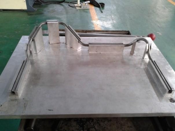 automotive seat accessories tube bending