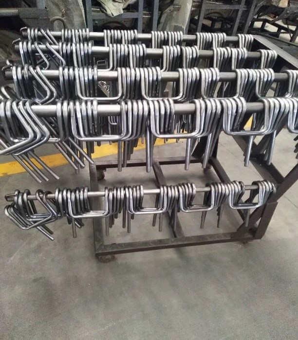 headrest bending machine 5