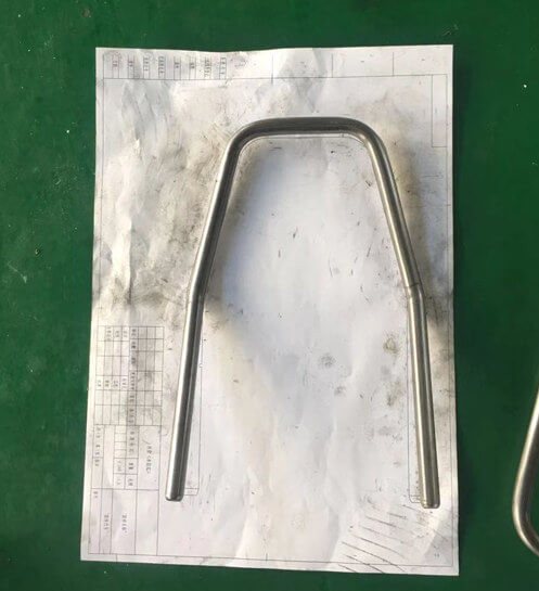 headrest bending machine 7