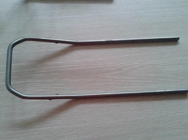headrest bending machine