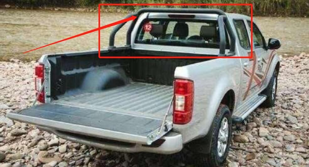 pickup truck tube bending