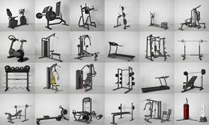 gym equipment bending machine