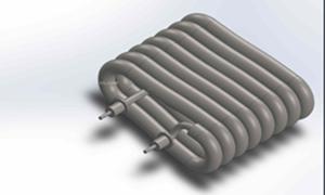heat exchanger bending machine